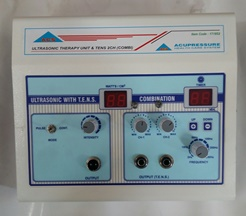 ACS Ultrasonic Therapy Unit & TENS 2 CH.  - 474