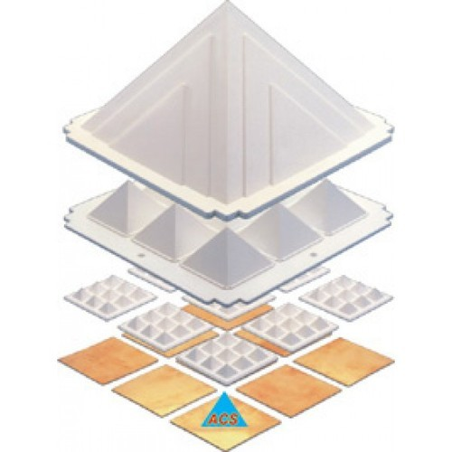 ACS Pyramid Set - White Max - 9