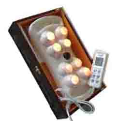 Jade Massager-Stone  Heat Therapy 9 Ball Projector - CW-50