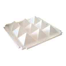 ACS Pyramid Plate - with Copper 9